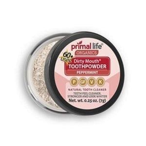 organic teeth cleaner