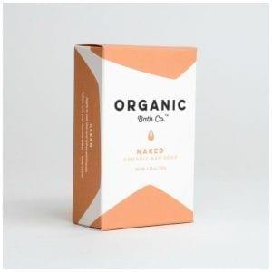 organic body soap for men